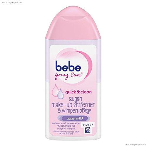 BeBe Young Care quick&clean Augen Make-up Entferner 100ml