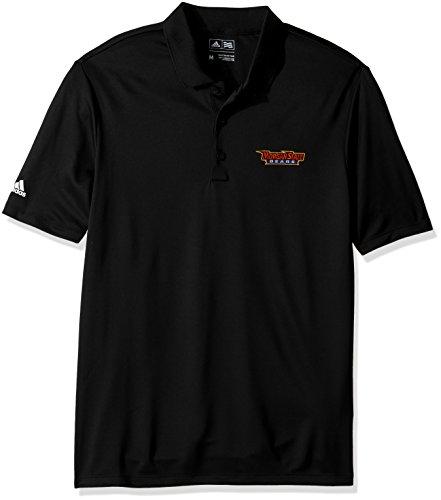 Adidas Morgan State Bears - adidas NCAA Morgan State Bears Adult Men Primary Logo Performance Polo,Medium,black