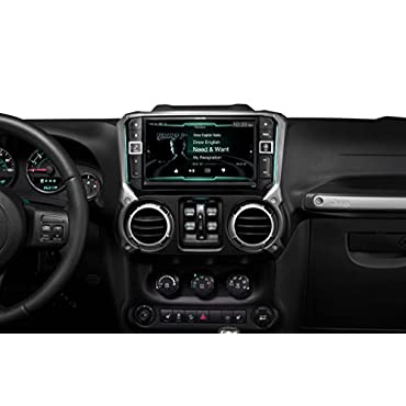 Alpine X209-WRA 9 Restyle Navigation System with Apple CarPlay & Android Auto for Jeep Wranglers (2011-2017)