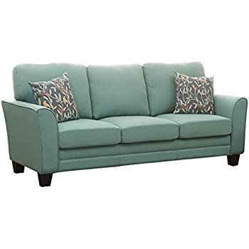 Amazon Com Homelegance 8413tl 3 Fully Upholstered With