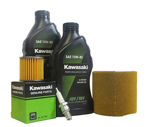 Kawasaki Factory Parts - 2000-2004 Kawasaki Bayou 300 Complete Maintenance Kit