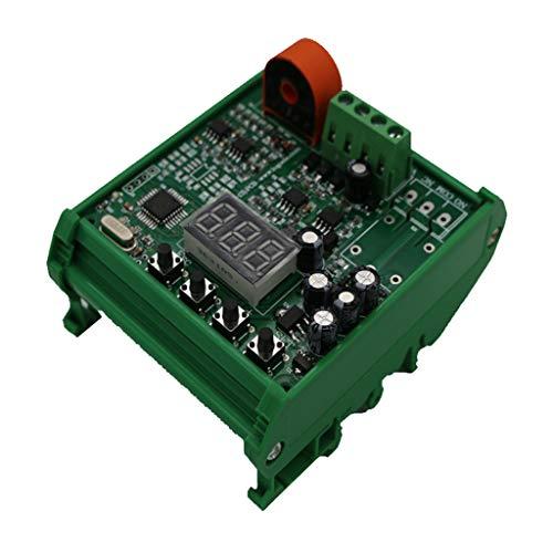 D DOLITY AC 電流センサー モジュール 5A 0-5V出力 検出スイッチ 自動化 電流検出センサ - ベース付き