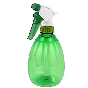 Limpieza jardín Mano de activación del rociador de agua 500ml Botella del aerosol
