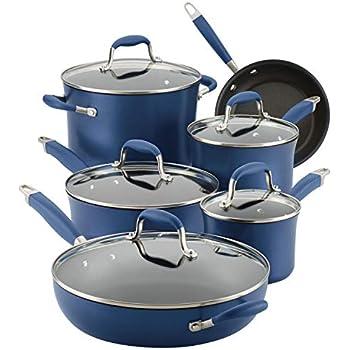 Amazon Com Hexclad Hybrid Nonstick Commercial Cookware 7