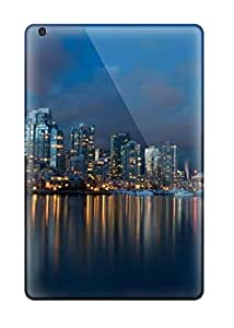Alpha Analytical's Shop Shock-dirt Proof Vancouver City Case Cover For Ipad Mini 3