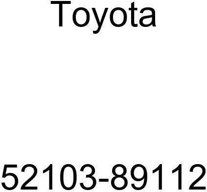 Genuine Toyota Parts 52103-89112 Driver Side Front Bumper Extension Outer