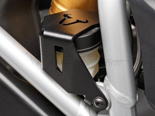 Sw Motech Bremsflüssigkeitsbehälter Schutz Schwarz Für Bmw R1200gs Lc Adv Rallye R1250gs Auto