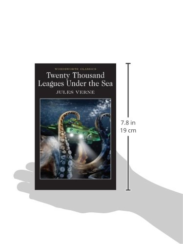 Twenty Thousand Leagues Under the Sea Wordsworth Classics: Amazon.es: Jules Verne, David Stuart Davies, Dr. Keith Carabine: Libros en idiomas extranjeros
