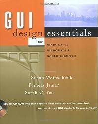 GUI Design Essentials