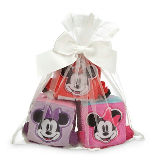 Disney Minnie Mouse Soft Blocks for Baby