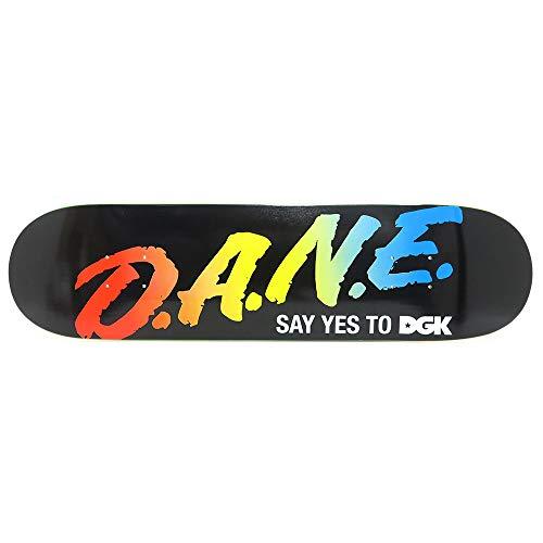 原点凍る歌DGK DECK ディージーケー デッキ DANE VAUGHN SAY YES 7.8 スケートボード スケボー SKATEBOARD