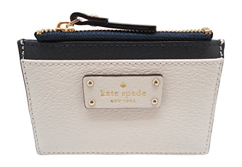 Kate Spade New York Adi Grove Street Pebbled Leather Card Wallet Coin Purse by Kate Spade New York (Image #3)