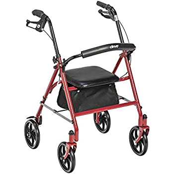 Amazon.com: Super Light Rollator Lightweight Aluminum ...