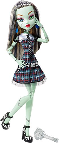 Monster High Frightfully Tall Ghouls Frankie Stein Doll - Frankie From Monster High