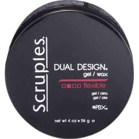 Pearl Prescriptives by Scruples Dual Design Gel/Wax 4 oz (Hair Design Scruples)