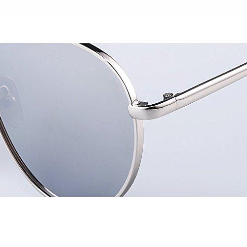 MAN Mens C Frame de E Metal Hot Hombres Sunglasses Color Polarized para Driving Gafas Fashion sol 1CnrAtZw1q