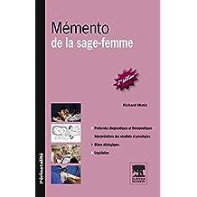 Mémento de la sage femme (French Edition)