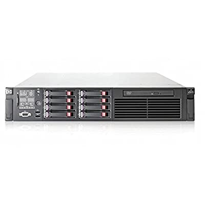 HP ProLiant DL380 G7, 2x Xeon L5640 2.26GHz Six Core Processors, 24GB DDR3 Memory, 8x 300GB 10K SAS Drives, Smart Array P410i, 2x Power Supplies, Rails