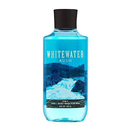 Bath & Body Works 2 in 1 Hair & Body Wash For Men Whitewater Rush