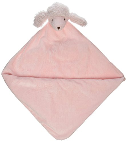 Angel Dear Napping Blanket, Pink Poodle (Angels Pillow)