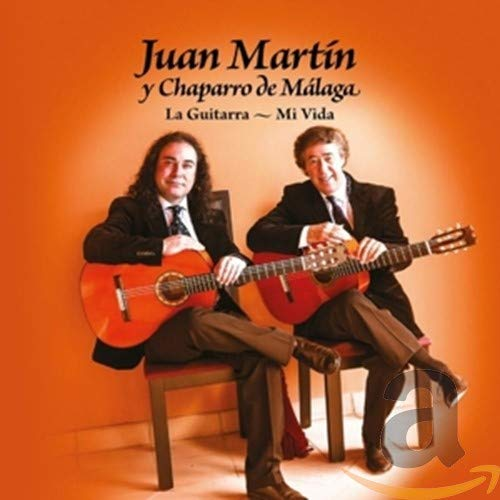 La Guitarra: Mi Vida: Juan Martín, Chaparro De Málaga: Amazon.es ...
