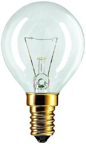4 X Bosch Neff Siemens 40W 240V SES E14 Oven Cooker Bulb Lamp 300°