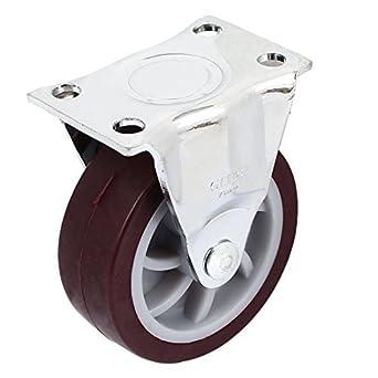 Base de goma eDealMax 75 mm de Metal Duro de la placa Superior del ...