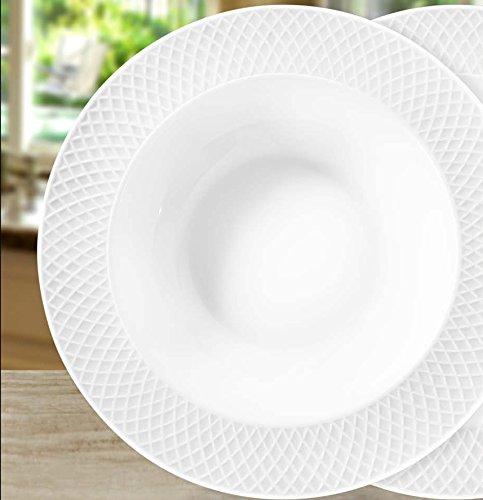 Deep Plate Pasta (Wilmax WL-880102, 9