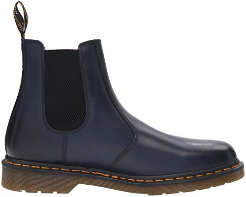 Men Unisex Martens US 2976 6 Temperley Antique Boots Chelsea Dr Navy UK Navy Adults' 76Hwx5q