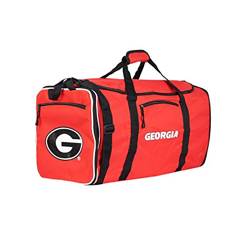 The Northwest Company Officially Licensed NCAA Georgia Bulldogs Steal Duffel (Georgia Bulldogs College Basketball)