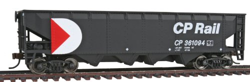 Walthers Trainline Walthers Trainline 40' 4-Bay Offset Hopper Canadian Pacific #361094
