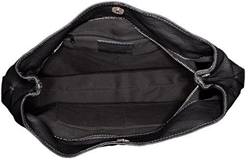 Noir Bags4less Dunya Sacs schwarz Bandoulière 8qvtAnZ6
