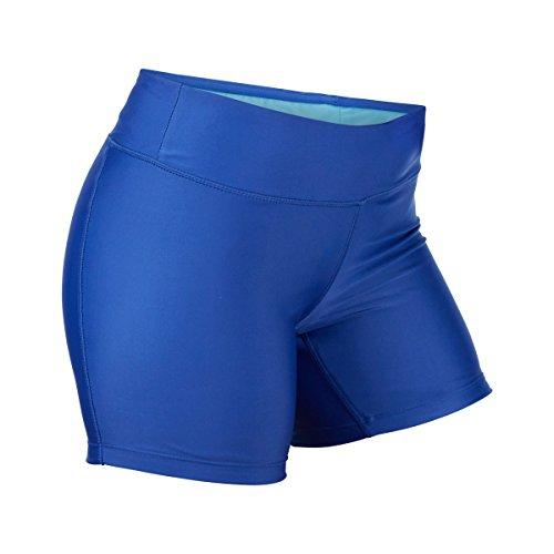 UV SKINZ UPF50+ Womens Active Swim Shorts-Navy ()