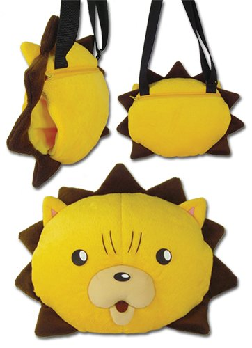 Plush Bag - Bleach - New Kon Head Toys Anime Licensed ge11984
