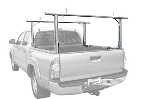 - MaxxHaul 70423 Universal Aluminum Truck Rack - 400 lb Capacity
