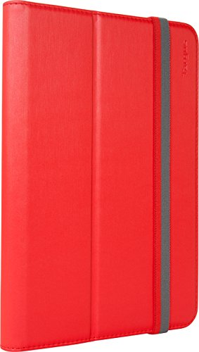 Targus Safe Fit Protective Case for iPad Mini 1/2/3/4, Red