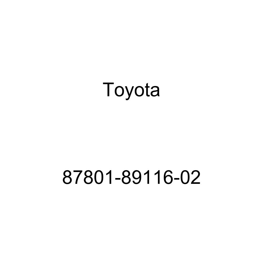 Genuine Toyota 87801-89116-02 Rear View Mirror Assembly
