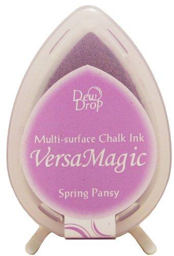 (Versamagic Dew Drop Ink Pads Tsukineko Ink Pad, Spring Pansy by Versamagic Dew Drop Ink Pads)