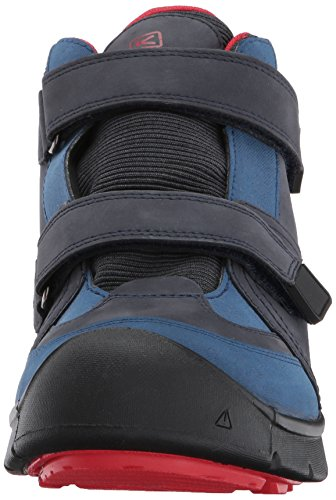 Pictures of KEEN Kids' Hikeport Mid Strap WP Hiking Boot 1017995 6
