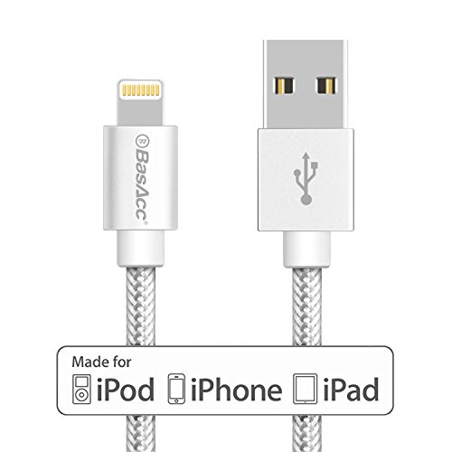 ZeroLemon Apple iPhone/ iPad Lightning Cable to USB Cable 3M/10ft. (White) - 4