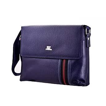 Roberto Ballmore Mens Handbag SC44237C Navy