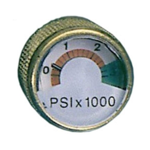 Systems Submersible (Submersible Systems Mini Pressure Gauge For Spare Air)