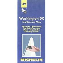 Washington - Plan Tourisme / Sightseeing Map
