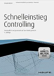 Schnelleinstieg Controlling: Verständlich und praxisnah auf den Punkt gebracht von Binder, Ursula (2012) Broschiert