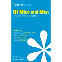 Of Mice and Men SparkNotes Literature Guide (SparkNotes Literature Guide Series)