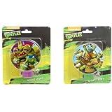 Nickelodeon's Teenage Mutant Ninja Turtles TMNT Children Night Light - (Set ...