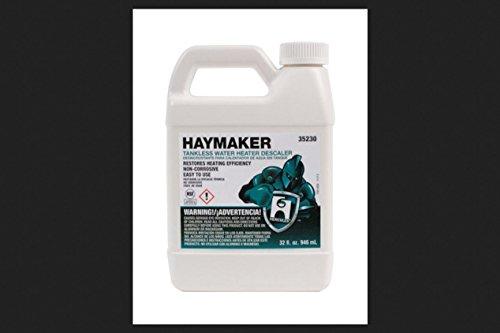 Haymaker Descaler Product