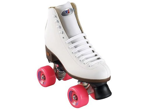 Riedell Citizen White Outdoor Skates - Riedell Quad Roller S