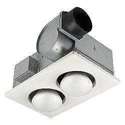 Broan Ventilation Heater Bath Fan with Light