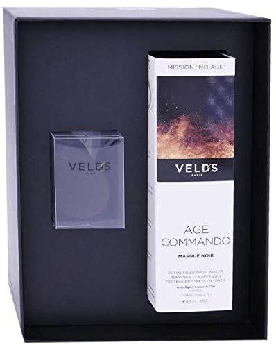 Velds Age - Estuche anticontaminación y licuadora: Amazon.es: Belleza